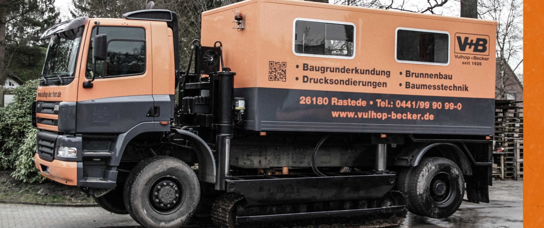 20-Tonnen-Drucksonde Track-Truck Gouda Geo-Equipment