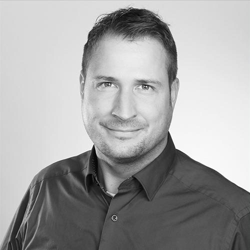 Dipl. Ing. und Prokurist Christoph Weidemann